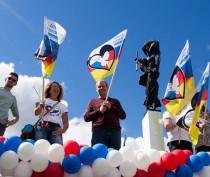 Феодосия пример участников автопробега дружбы, которые едут из Берлина в Москву