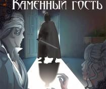 Новости Феодосии: На  «Даче Виктория» снова «Каменный гость»!