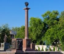 Власти Феодосии обещают осенью найти деньги на проект установки стелы «Город воинской славы»