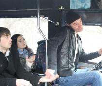 Водителям феодосийских маршруток запретят курить и говорить по телефону во время езды