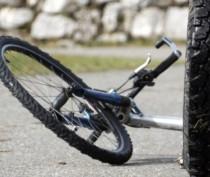 Ребенок-велосипедист пострадал в дорожной аварии в Феодосии