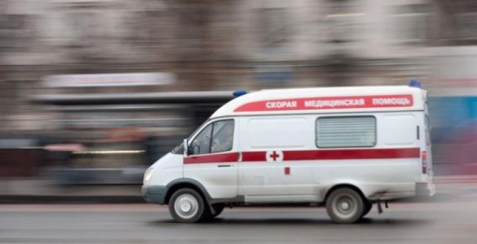 Три человека травмированы вДТП стремя автомобилями нафеодосийской трассе