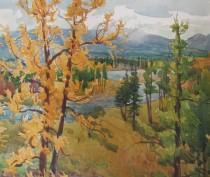 Выставку «Осенних красок торжество» открывает картинная галерея Керчи