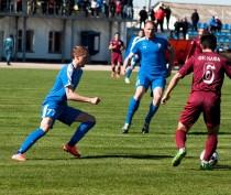 Для феодосийской футбольной команды «Кафа» упор сделают на местных игроков