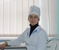 Доска почета амбулатории пос. Орджоникидзе