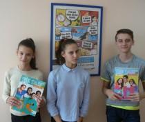 Курс «Teen Talent» для подростков – выучить английский по уникальной методике в студии «Helen Doron English»