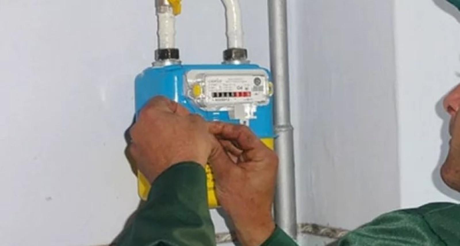 ВКрыму снизили тарифы наустановку газовых счетчиков