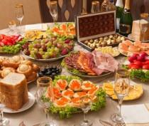 Сколько стоит новогодний стол в Феодосии