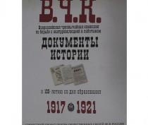 Феодосийский музей древностей представит выставку к 100-летию ВЧК