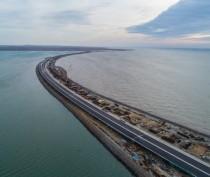 Сформированы задачи строителей Крымского моста на будущий год