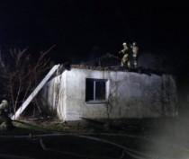Еще два пожара под Феодосией: в Щебетовке горели дом и сарай