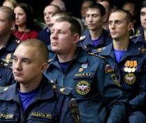 Керченские спасатели отметили профессиональный праздник (ФОТО)