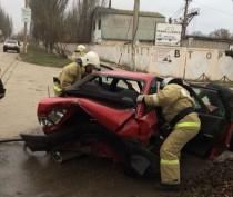 В МЧС рассказали, как ликвидировали последствия вчерашней аварии в Феодосии (ФОТО)