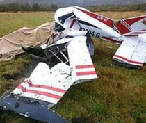 Небреев признан виновным в гибели людей при крушении самолета под Коктебелем