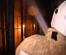 В Керчи на пожаре погиб мужчина