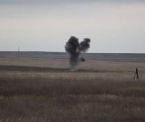 Пиротехники в Ленинском районе уничтожили 16 осколочных авиабомб времен войны