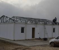 К возводимому в Южном ФАПу уже подвели свет, воду и интернет