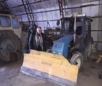 За год восстановили шесть единиц автотракторной техники МУП «КБ Орджоникидзе»