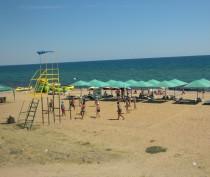 На пляже в Береговом появится кинотеатр, кемпинг, Wi-Fi и многое другое