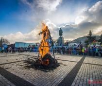 Керчане отгуляли Масленицу (ФОТО)