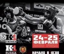 Открытый турнир федерации К-1 России пройдет в Керчи на выходных