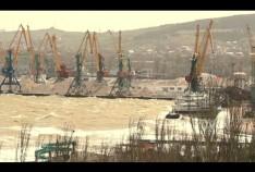 Шторм и соленая буря Феодосия 17 апреля от Павла Бажова