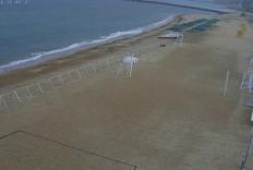 Феодосия. Веб-камера Феодосии - Стадион пляжных видов спорта
