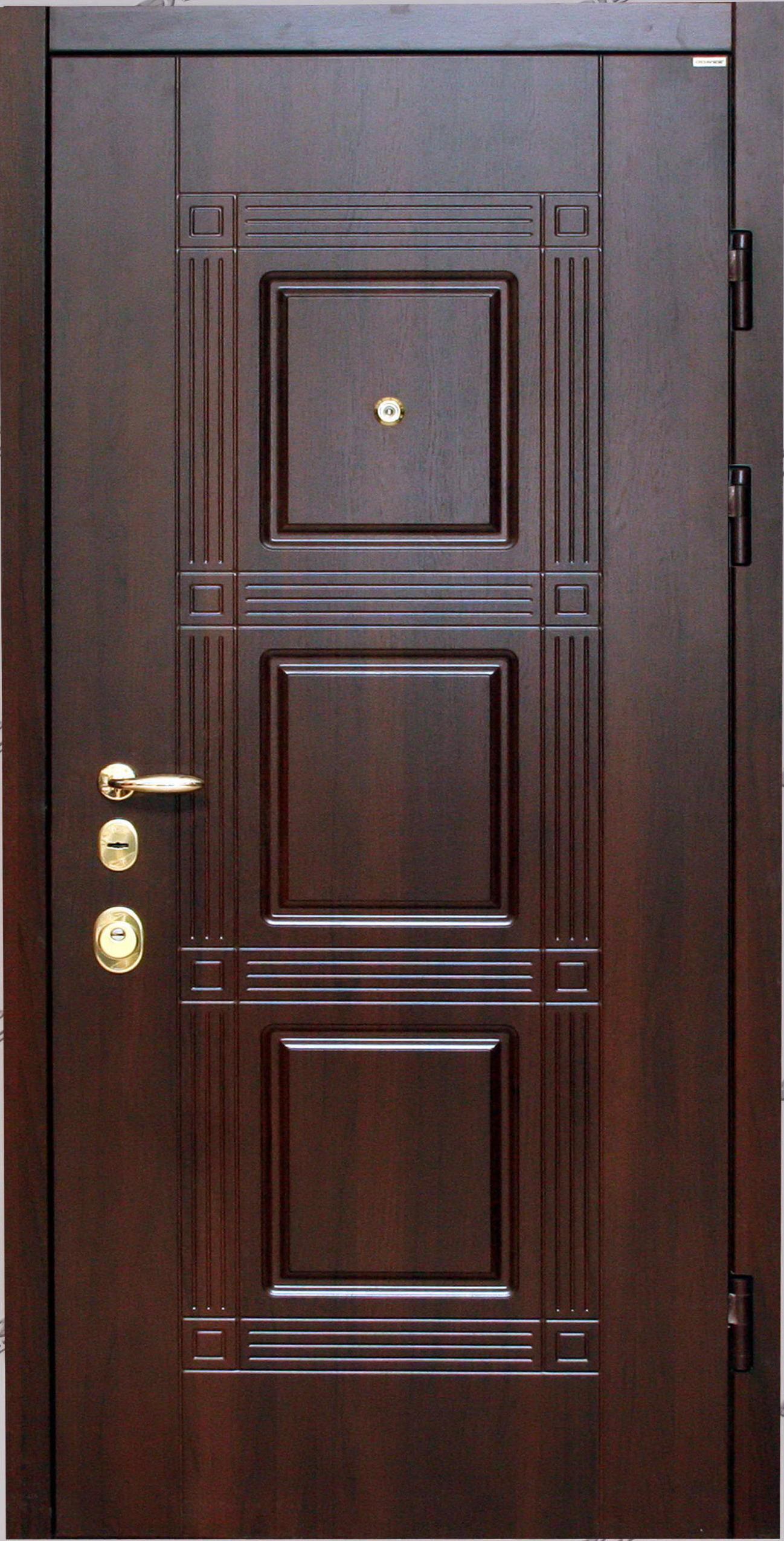 Двери металлические